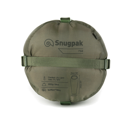 SNUGPAK ΥΠΝΟΣΑΚΟΣ THE SLEEPING BAG XAKI [-2°C – 7°C ] 2
