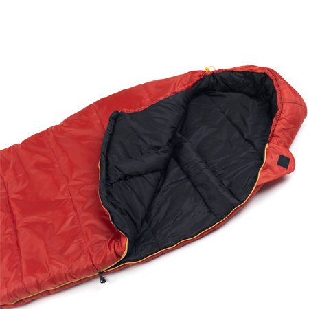 SNUGPAK ΥΠΝΟΣΑΚΟΣ THE SLEEPING BAG ΚΟΚΚΙΝΟΣ [-2°C – 7°C ] 4