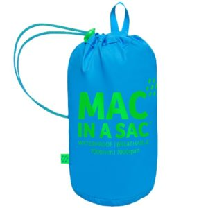 MAC IN A SAC ΑΔΙΑΒΡΟΧΟ ORIGIN ΓΙΑ ΠΑΙΔΙΑ NEON ΜΠΛΕ