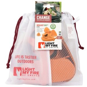 LIGHT MY FIRE MEAL KIT BIO RUSTY ORANGE