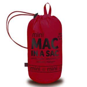 MAC IN A SAC ΑΔΙΑΒΡΟΧΟ ORIGIN ΓΙΑ ΠΑΙΔΙΑ KOKKINO